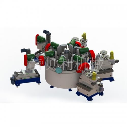 內鍋蓋自動拋光機ST-628