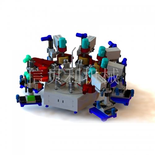保溫瓶自動拋光圓盤機ST-6036