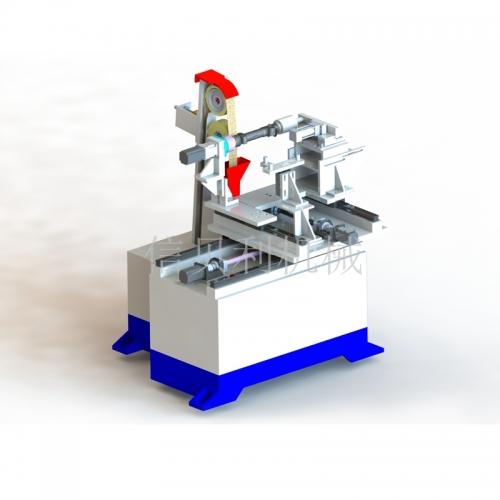 數控圓棒自動磨砂機ST-509
