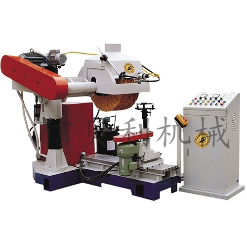 Multifunctional polishing machine ST-723