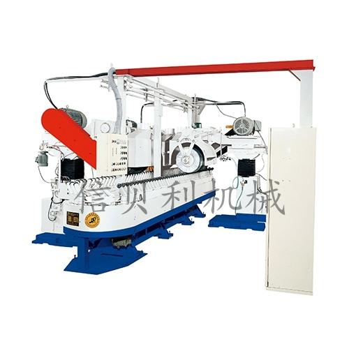 Conveyor type automatic polishing machine ST-806