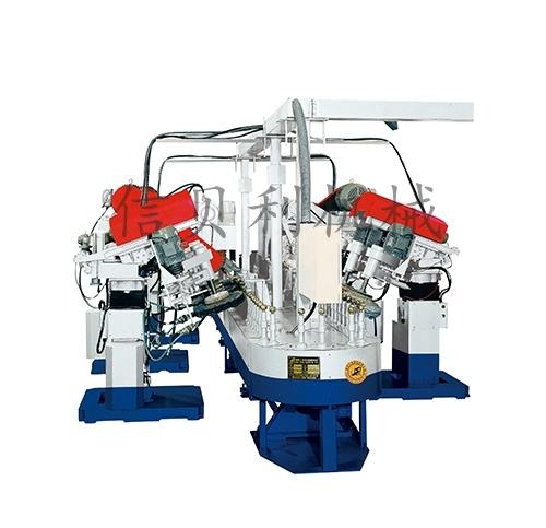 Conveying automatic polishing machine ST-805