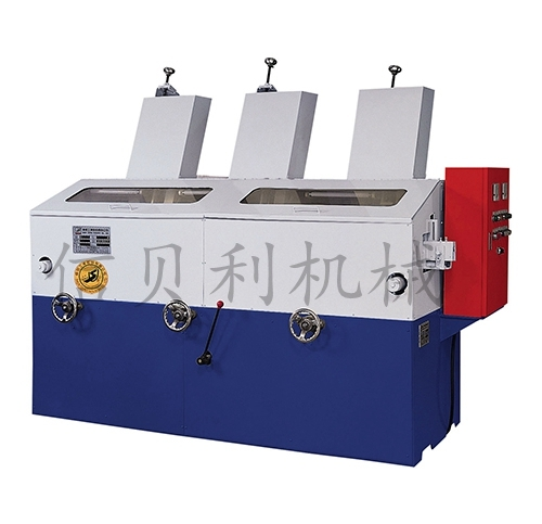 ST-301 round tube automatic polishing machine