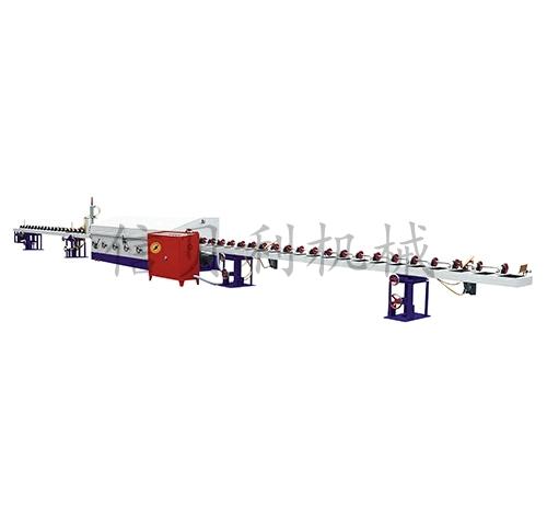 ST-302 round tube automatic polishing machine