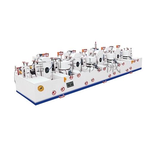 Square tube automatic sanding / polishing machine ST-512