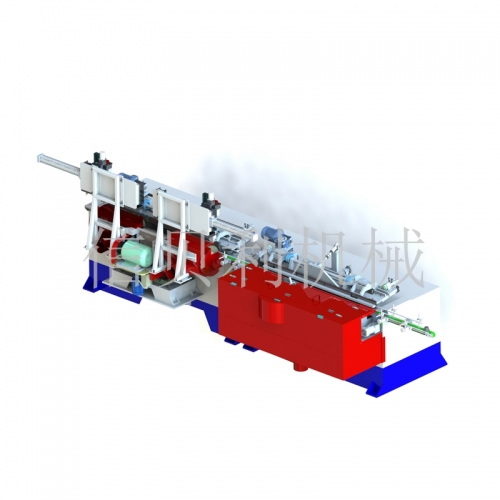Conveyor belt clamping line (circular) automatic sanding / polishing machine ST-8001