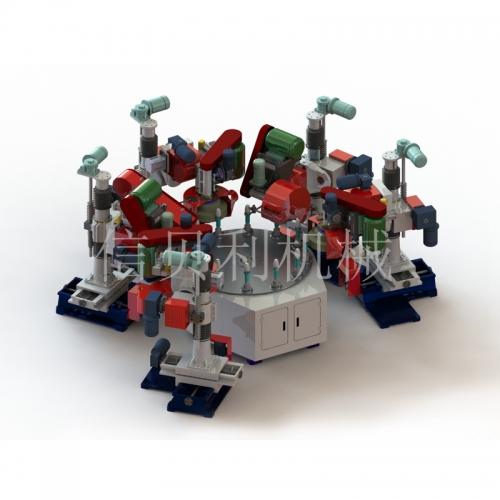 Disc type automatic polishing machine ST-668(B)
