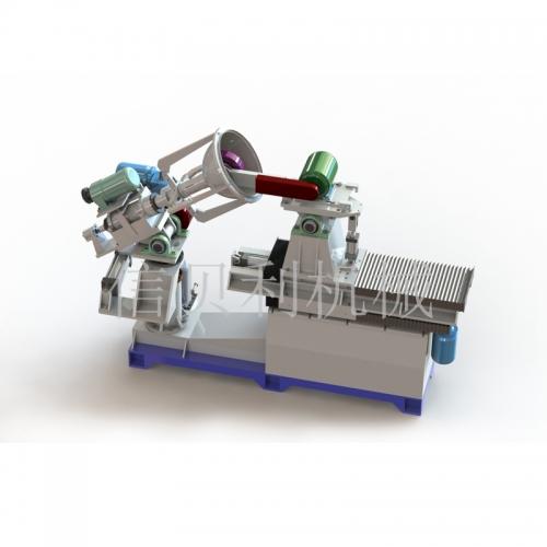 Inner pot automatic polishing machine ST-735