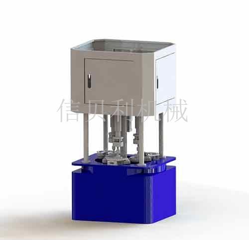 CNC round bar automatic sander ST-509