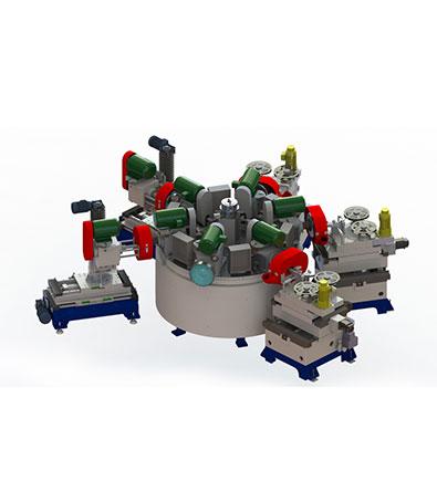 Pot machine series